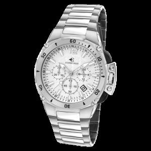 Elmer Ingo Sporty Chronograph White (Gents)