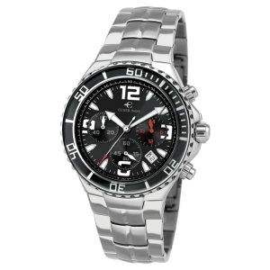 Elmer Ingo Sporty Chronograph S Black (Gents)