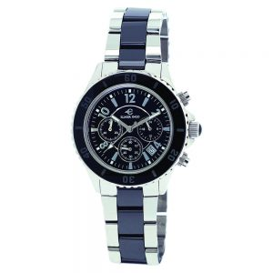 Elmer Ingo Semi Ceramics Chronograph Black (Ladies)
