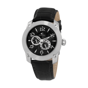 Elmer Ingo Skeleton Black (Gents)