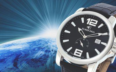 傳統工藝精準時尚 艾美英格 ELMER INGO 手錶簡介