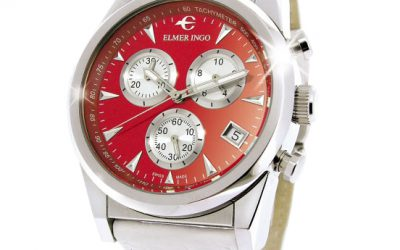 瑞士經典 ELMER INGO 艾美英格 用手錶來詮釋你的心情